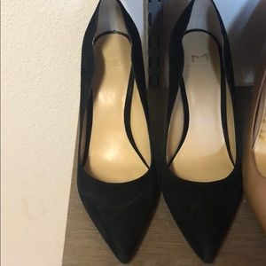 Pointy heels multiple colors